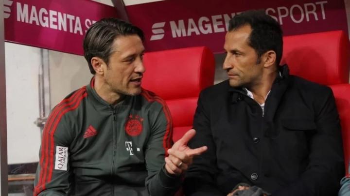 Salihamidžić izdao Kovača i otišao u Madrid po novog trenera Bayerna