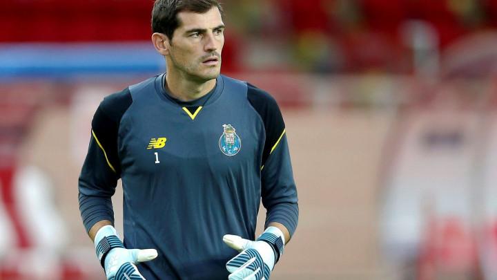 Doktori ga savjetovali da prestane, ali ih nije slušao: Iker Casillas se vratio na trening Porta