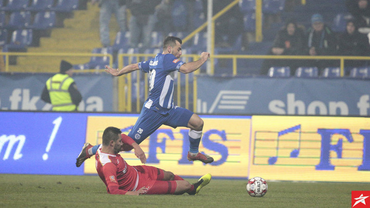 Dogovor je postignut: Veselinović potpisuje novi ugovor sa FK Željezničar