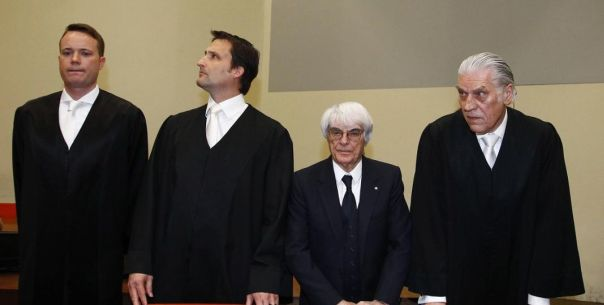 Počelo suđenje Berniju Ecclestoneu