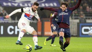 Tri spektakularna gola u velikoj pobjedi Lyona nad PSG-om