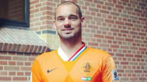 Holanđani su Sneijderu uručili najorginalniji poklon ikad