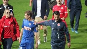 Golman Mladosti se oglasio nakon uvreda na Pecari: Sramota!