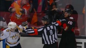Tuča Ducksa i Predatorsa