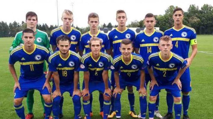 Bh. juniori slavili protiv Bugarske