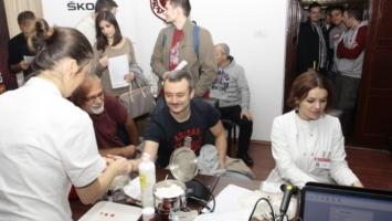 FK Sarajevo organizuje akciju darivanja krvi