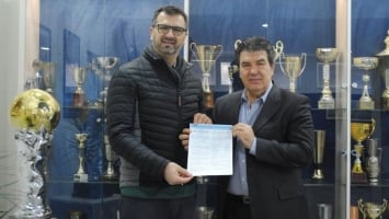 Kemal i Haris Kozarić podržali projekat izgradnje Grbavice