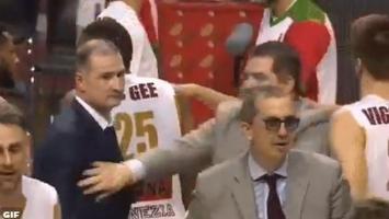 Marković se želio obračunati sa protivničkim trenerom?