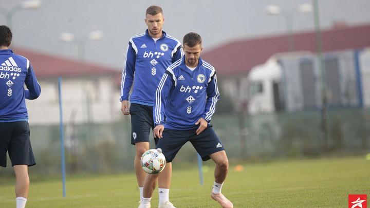Zanimljivo pitanje UEFA-e: Džeko i Pjanić ili Insigne i Jorginho?