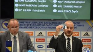 Održan žrijeb parova osmine finala Kupa BiH u futsalu