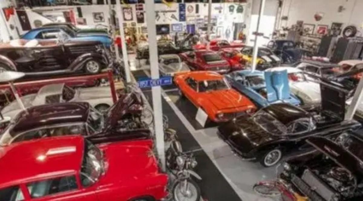 Ni Ronaldo, ni Mayweather:  Ovaj čovjek ima najveću kolekciju automobila među sportistima