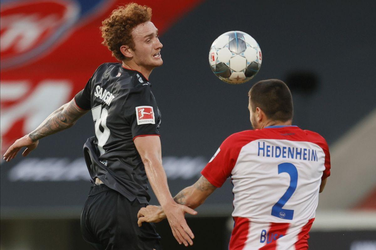 Werder se spasio!