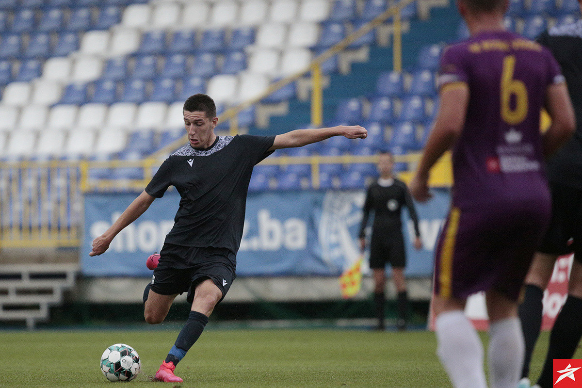 Željezničar na Grbavici deklasirao Bosnu sa 6:0