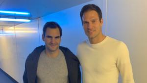 Begović se pohvalio fotografijom sa Federerom