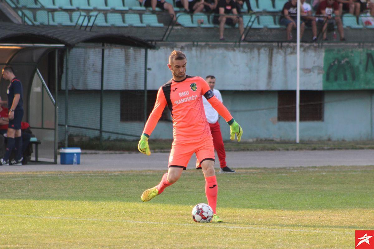 Mujkić produžio vjernost sa FK Budućnost