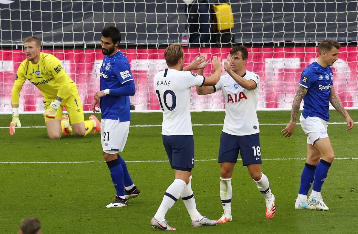 Tottenham savladao Everton u Londonu