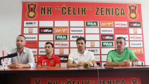 Ozer: Nemam problema sa Salčinovićem, sutra želimo prvu domaću pobjedu u sezoni