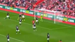 Odbrana Uniteda ponovo zakazala, Southampton izjednačio na 1:1