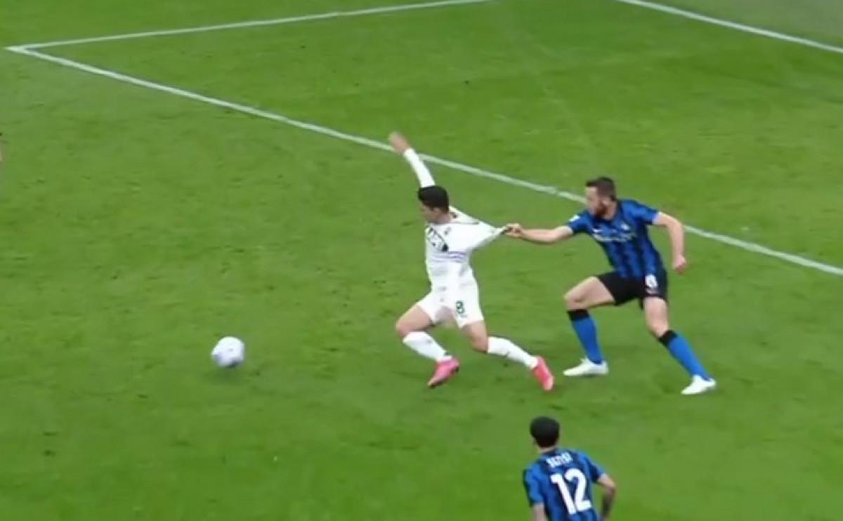 """Da li je sudija jučer """"pogurao"""" Inter do Scudetta?"""