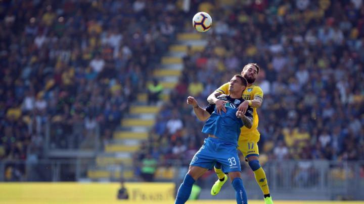 Šest golova u okršaju Frosinonea i Empolija