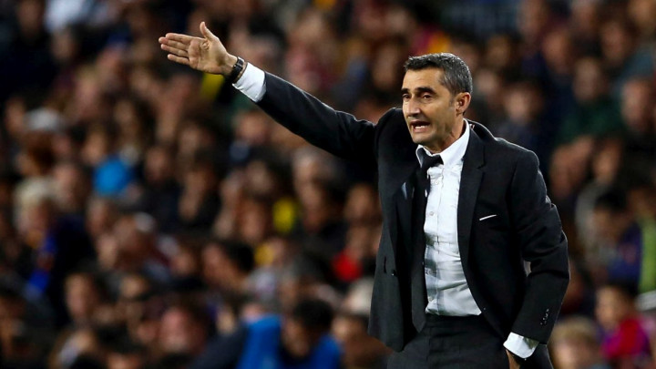 Svi moraju biti spremni za revanš: Valverde odmara svoje zvijezde