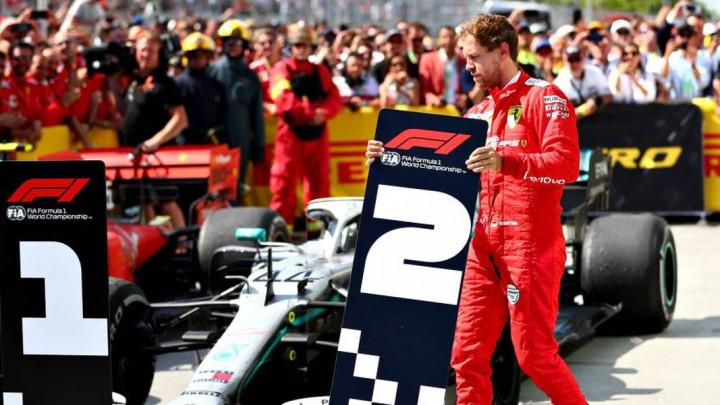 """Vettela smirivali nakon trke: """"Ovo je nepošten svijet!"""""""