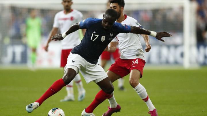 Turska uzela bod Francuskoj i praktično osigurala nastup na Evropskom prvenstvu