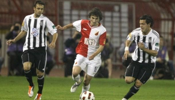 Sevilla poslala ponudu: Stevanović se priključuje Spahiću?