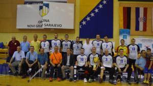 Fantomi pobjednici Sarajevo Open-a 2018