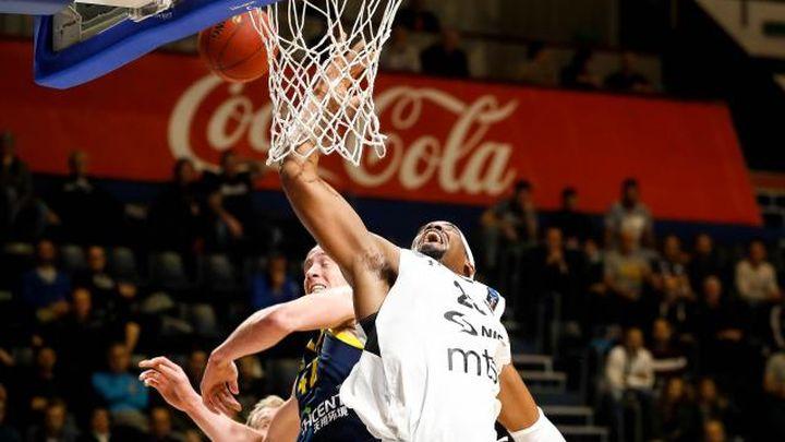 Alba razbila Partizan u Beogradu