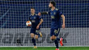 Šokantan početak sezone za Dinamo