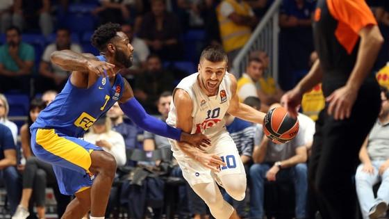 Wilbekin uništio Budućnost, Maccabi slavio u Morači