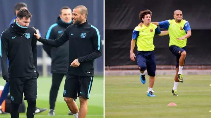 """""""Messi je na tom treningu radio čuda s loptom, a kada sam mu pogledao u noge ostao sam šokiran"""""""