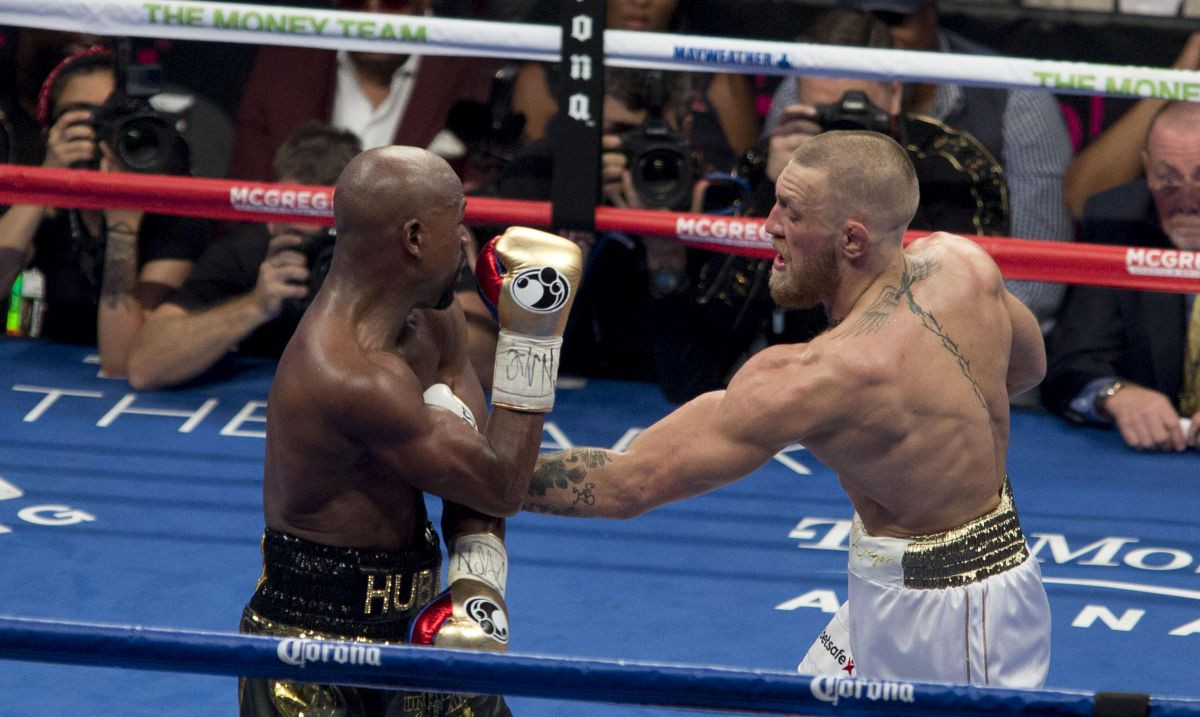 Conor McGregor ponovo u bokserskom meču