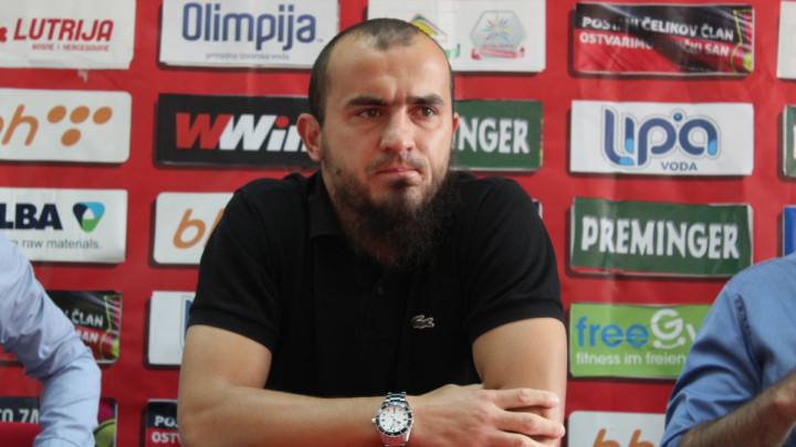 Salčinović: Ako im je GOŠK bio ravnopravan, zašto ih mi ne bi pobijedili