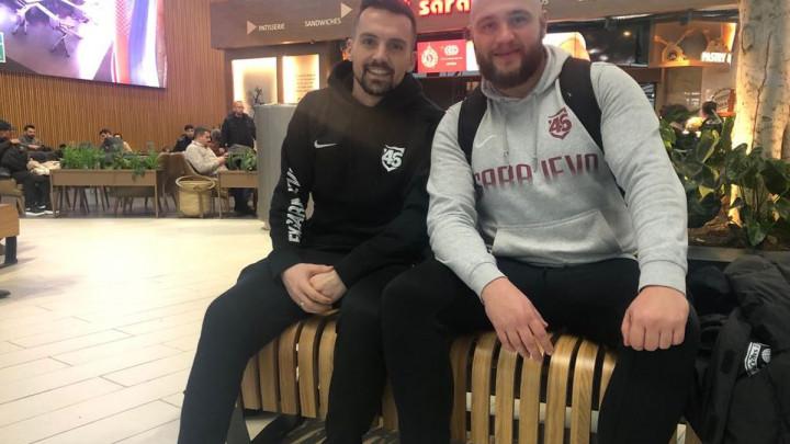 Anel Hebibović se priključuje ekipi FK Sarajevo u Antaliji