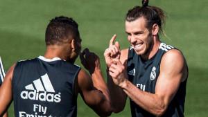 Gareth Bale spreman za Levante