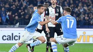 Odličan derbi na Olimpicu: Sjajni Lazio poslije preokreta srušio Juventus