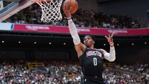 Westbrook odveo Rocketse do pobjede nad Lakersima
