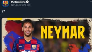 Burna noć iza Barcelone: Neymar predstavljen, a nakon toga je stiglo izvinjenje