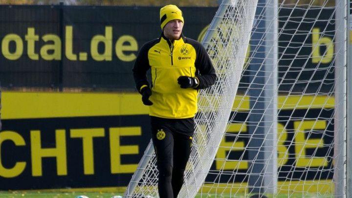 Reus počeo raditi s loptom, uskoro povratak na teren