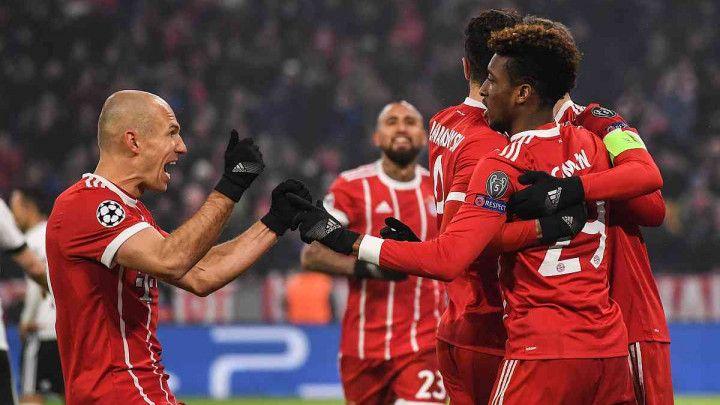 Petarda u Minhenu: Bayern uvjerljiv protiv Bešiktaša