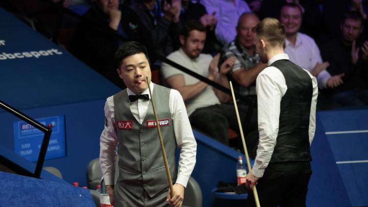 Poznati su svi parovi četvrtfinala Svjetskog prvenstva u snookeru