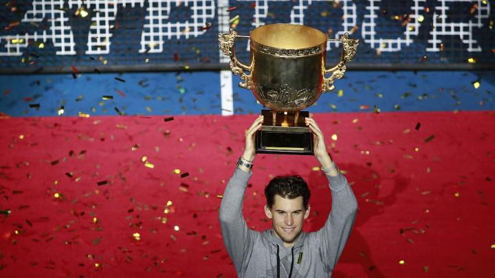 Dominic Thiem najtrofejniji ove godine