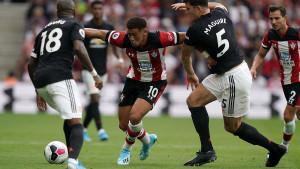 Remi Southamptona i Manchester Uniteda