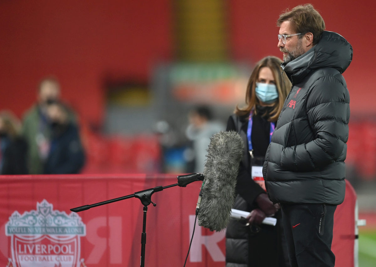 Jedna velika promjena u sastavu Liverpoola zbog koje su navijači iznenađeni