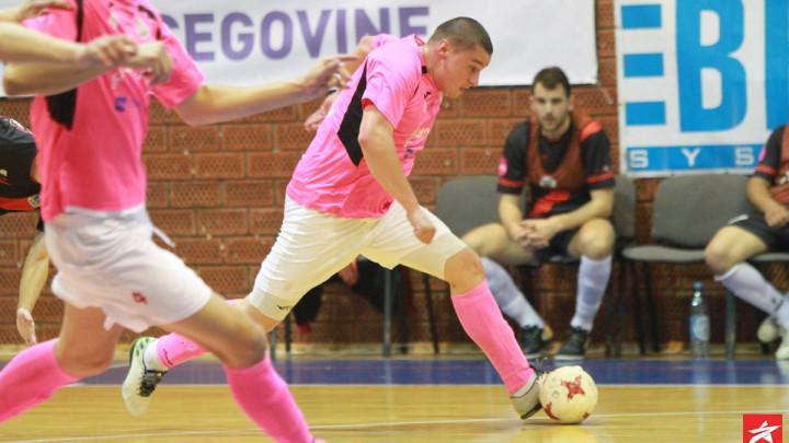 Futsaleri Centra i Banovića priredili spektakl u Skenderiji