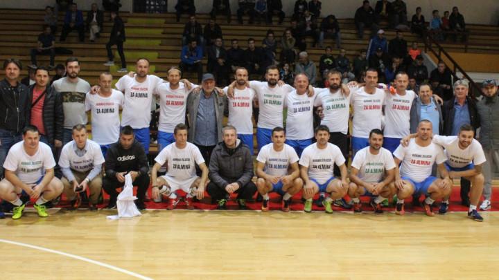 Humanitarna utakmica u Zenici privukla veliki broj bh. sportista