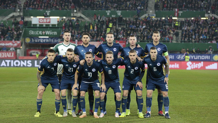 Italija samo protiv osam reprezentacija ima negativan skor, a među njima je i BiH