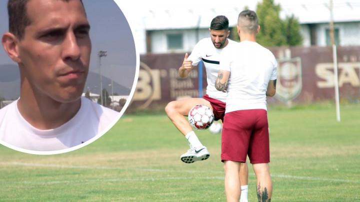 """Sarajevo se sprema za Celtic, Lazić poručuje: """"Znamo šta nam je činiti"""""""